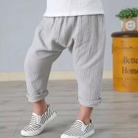 Муслиновые штаны (выкройка) р.128