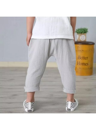 Муслиновые штаны (выкройка) все размеры 86-128