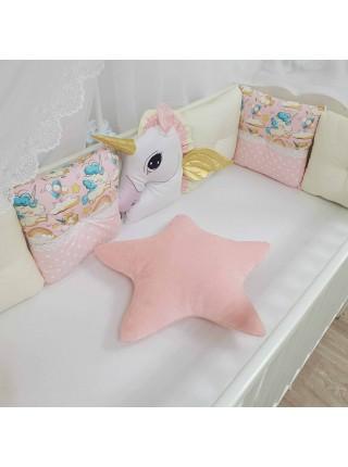 Подушка Звезда (выкройка)