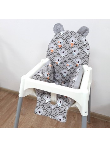 Чехол на стульчик Антилоп от Икеа (выкройка)