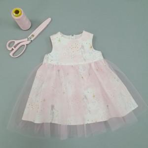 Платье праздничное (выкройка) Все размеры 62-104